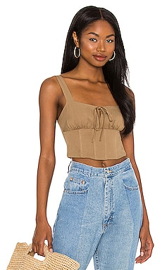 Steph Tank Top Lovers + Friends $128 NEW