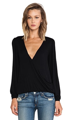 Lovers + Friends x REVOLVE Lovely Blouse in Black