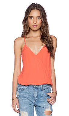 Lovers + Friends Feliz Top in Terracota