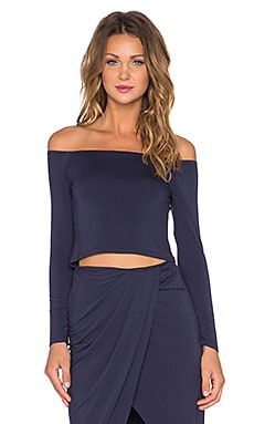 Lovers + Friends x REVOLVE Megan Top en Marine