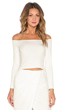Lovers + Friends x REVOLVE Megan Top in White