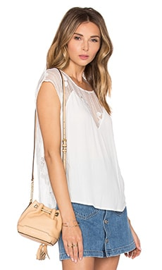 Emrey Top in Ivory