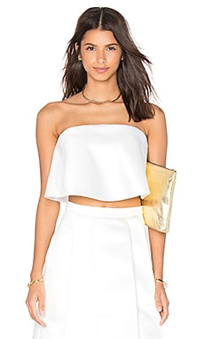 x REVOLVE The Manhattan Top en Blanc