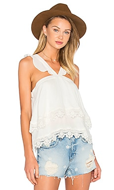 Destined Top in Ivory
