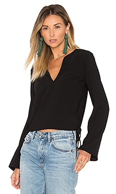 Maria Top in Black