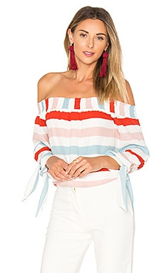 Dream Lover Top in Bold Stripe