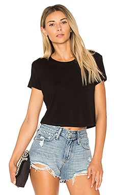 Cropped Tee Lovers + Friends $68
