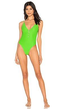 MAILLOT DE BAIN 1 PIÈCE CHELSEY Lovers + Friends $45