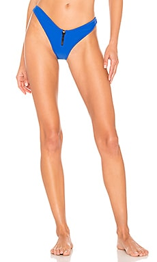 BRAGUITA DE BAÑADOR ZIPPED UP Lovers + Friends $68 MÁS VENDIDO