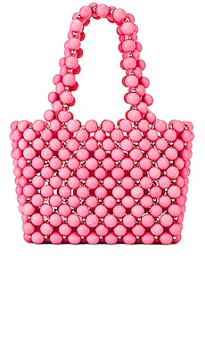 Meggy Beaded Purse Lovers + Friends $188