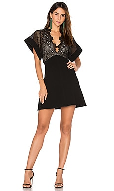 Camelia Bonded Mini Dress