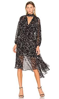 Tuberose Maxi Dress