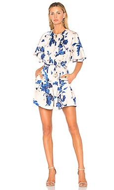 Watercolor Sway Romper