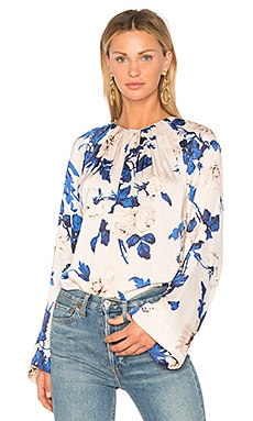 Watercolor Sway Top