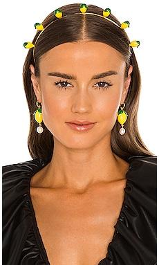 Limone Headband LPA $88 NEW