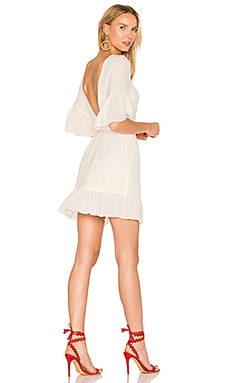 Dress 254 in Cream