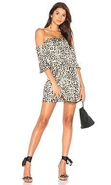x REVOLVE Dress 571 in Brown. - size M (also in L,S) LPA