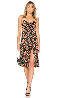 Button Up Slip Dress LPA $198 NEW ARRIVAL