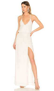 Beaded Crossback Gown LPA $166