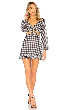 Fit & Flare Mini Dress LPA $107 Collections