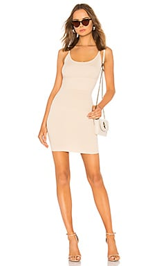 Fitted Knit Dress LPA $148 Collections