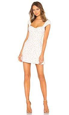 Polka Dot Fit & Flare LPA $168