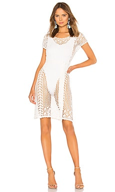 Crochet Dress LPA $188 Collections