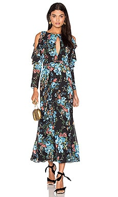 LPA Dress 7 in Antique Floral