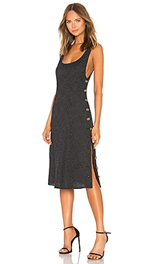 Tank Midi Dress LPA $168