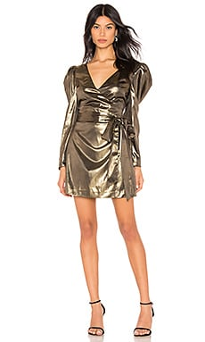 Alesia Mini Dress LPA $228