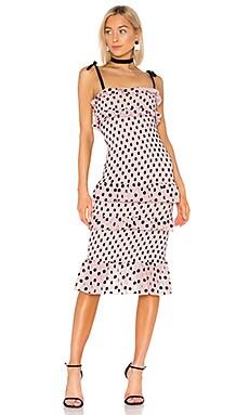 Fiorella Midi Dress LPA $348 BEST SELLER
