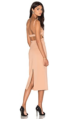 LPA Dress 27 in Nude