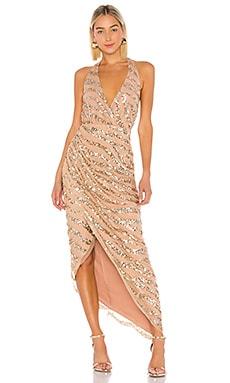 Вечернее платье romano - LPA С блёстками и пайетками фото