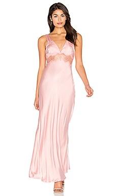 Макси платье 66 - LPA PADR3774RV