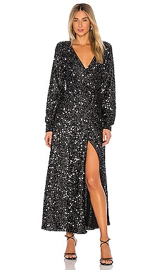 Adelia Dress LPA $298