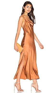 Kleid 73 in Bronze