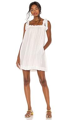 Tie Strap Babydoll Dress