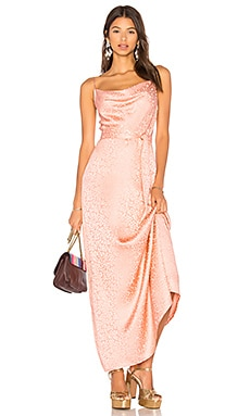 Dress 168 in Blush Rose