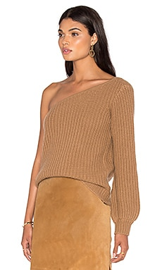 LPA Sweater 3 in Caramel
