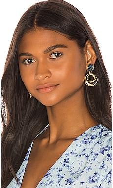 Doreen Earring LPA $72 NEW ARRIVAL
