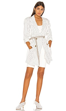 Wrap Jacket LPA $198