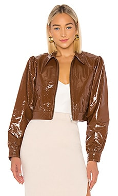 Paulie Leather Jacket LPA $162