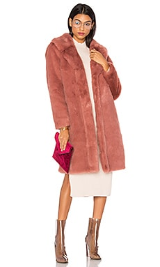 Faux Fur Coat 111