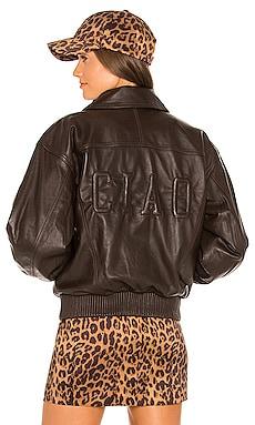 Ciao Leather Jacket LPA $598