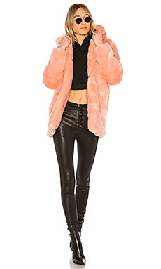 Faux Fur Jacket 84 LPA $115