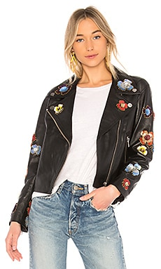 Leather Jacket 637 LPA $408 Collections