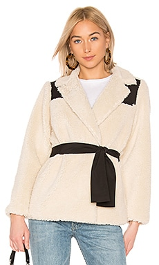 Wrap Sherpa Jacket LPA $278