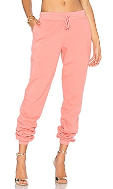 Sweatpants 120 in Rose