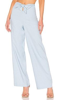 Tie Front Pant LPA $26 (FINAL SALE)