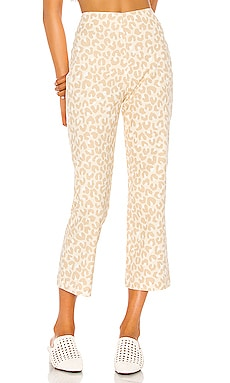 PANTALON TAILLE HAUTE CROPPED LPA $148 Collections